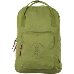 2117 STEVIK 20 zelená NS - Stylový batoh