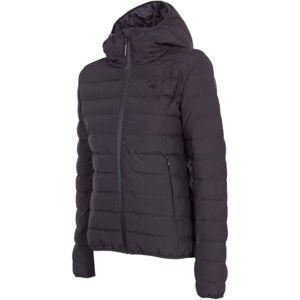 4F WOMEN´S JACKET černá S - Dámská bunda