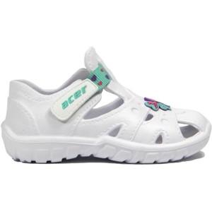 Acer TIMMY bílá 26 - Dětské sandály