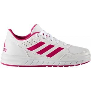 adidas ALTASPORT K bílá 6 - Dětská sálová obuv