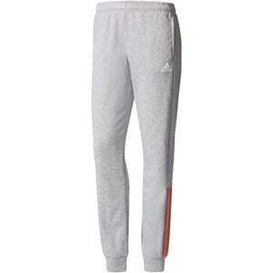 adidas COM MS PANT šedá XL - Dámské tepláky