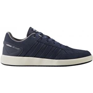 adidas CF ALL COURT tmavě modrá 8.5 - Pánská lifestyle obuv