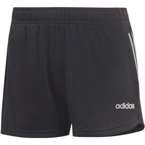adidas W D2M 3S KT SHT černá M - Dámské šortky