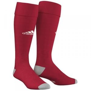 adidas MILANO 16 SOCK červená 31-33 - Pánské štulpny