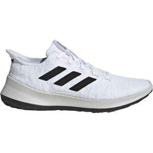 adidas SENSEBOUNCE+ W bílá 5 - Dámská běžecká obuv