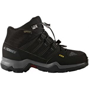 adidas TERREX MID GTX K černá 4 - Dětská outdoorová obuv