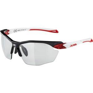 Alpina Sports TWIST FIVE HR VL+ červená NS - Unisex sluneční brýle