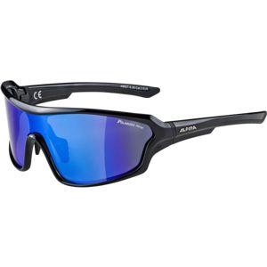 Alpina Sports LYRON SHIELD P černá NS - Unisex sluneční brýle
