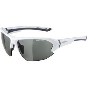 Alpina Sports LYRON HR VL bílá NS - Unisex sluneční brýle