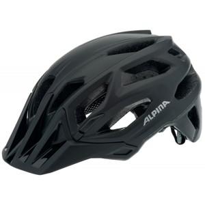 Alpina Sports GARBANZO černá (53 - 57) - Cyklistická helma