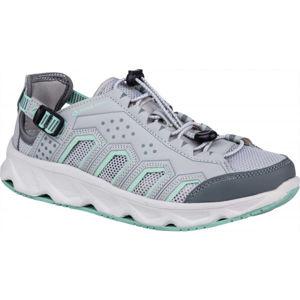 ALPINE PRO DODA šedá 40 - Dámská letní obuv