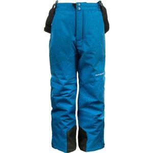 ALPINE PRO GUSTO modrá 164-170 - Dětské lyžařské kalhoty