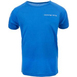 ALPINE PRO HONO modrá 152-158 - Dětské triko