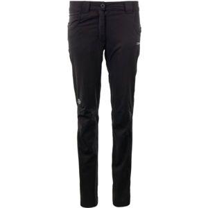 ALPINE PRO RASUA 2 černá 38 - Dámské kalhoty