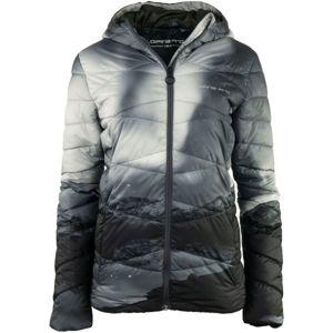ALPINE PRO WIVIANA černá S - Dámská zimní bunda