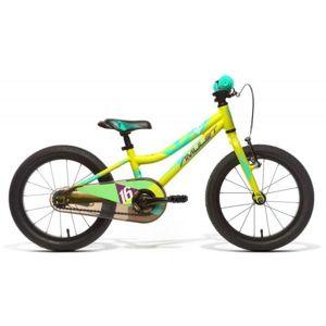 Amulet MINI LITE 16 zelená 16 - Dětské kolo