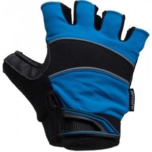 Arcore AROO tmavě modrá XL - Letní cyklistické rukavice
