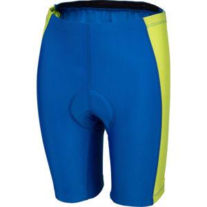 Arcore BENTLEY modrá 116-122 - Dětské cyklistické šortky