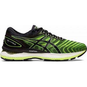 Asics GEL-NIMBUS 22 bílá 12 - Pánská běžecká obuv