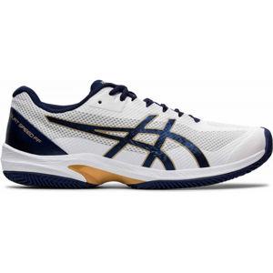Asics COURT SPEED FF CLAY bílá 7.5 - Pánská tenisová bota