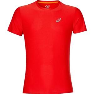 Asics SS TOP červená M - Pánské sportovní triko