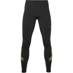 Asics ICON TIGHT M černá S - Pánské běžecké elasťáky