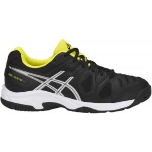 Asics GEL-GAME 5 GS černá 6 - Dětská tenisová obuv