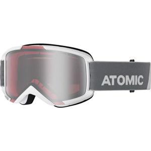 Atomic SAVOR bílá NS - Unisex lyžařské brýle