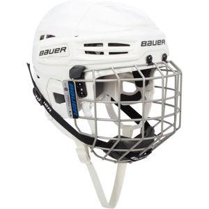 Bauer IMS 5.0 HELMET CMB II černá M - Hokejová helma