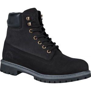 Best Walk VIGOR černá 43 - Pánská zimní obuv