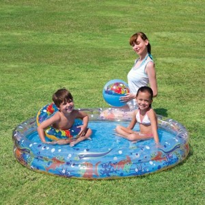Bestway PLAY POND POOL SET   - Bazénový set