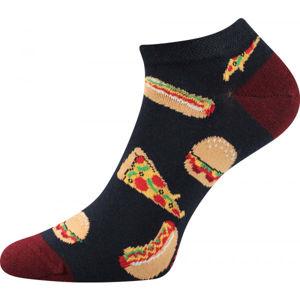 Boma PETTY 011 černá 39 - 42 - Nízké ponožky