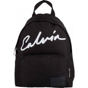 Calvin Klein SPORT ESSENTIALS CAMPUS BP35 černá UNI - Dámský městský batoh