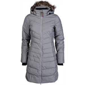 Carra LUBICA šedá M - Dámský zimní kabát