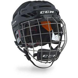 CCM FITLITE 90 COMBO SR černá (51 - 56) - Hokejová helma