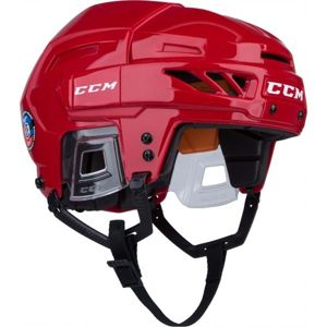 CCM FITLITE 90 SR červená (51 - 56) - Hokejová helma