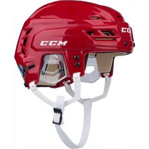 CCM TACKS 110 SR červená (51 - 56) - Hokejová helma
