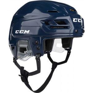 CCM TACKS 310 SR tmavě modrá L - Hokejová helma