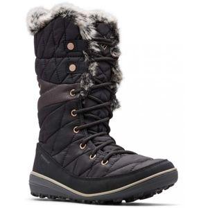 Columbia HEAVENLY OMNI-HEAT černá 6.5 - Dámská zimní obuv