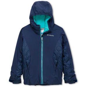 Columbia Wild Child™ Jacket tmavě modrá L - Zimní bunda