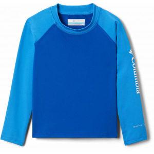 Columbia SANDY SHORES LONG SLEEVE SUNGUARD modrá XS - Dětské triko