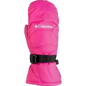 Columbia WHIRLIBIRD™ MITTEN YT růžová M - Dětské rukavice