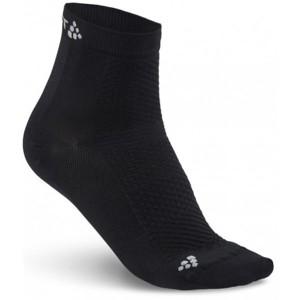 Craft COOL MID 2-PACK černá 33x34 - Sportovní ponožky