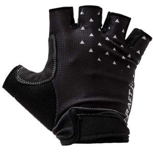 Craft GO černá 11 - Cyklistické rukavice