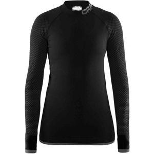 Craft WARM INTENSITY W černá S - Dámské funkční triko