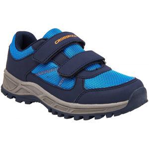 Crossroad BATE tmavě modrá 31 - Dětská treková obuv