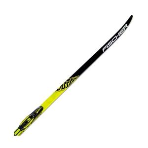 Fischer CRS CLASSIC + CONTROL STEP  207 - Běžecké lyže na klasiku