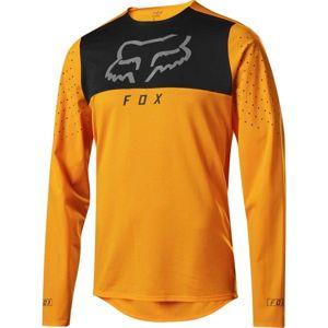 Fox Sports & Clothing FLEXAIR DELTA LS - Pánský dres na kolo