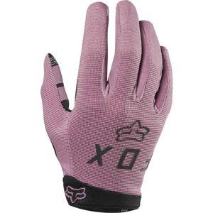 Fox RANGER GLOVE W růžová L - Dámské cyklo rukavice