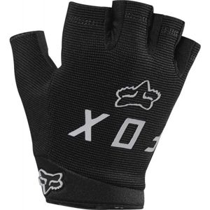 Fox RANGER GLOVE GEL SHORT W černá L - Dámské cyklistické rukavice